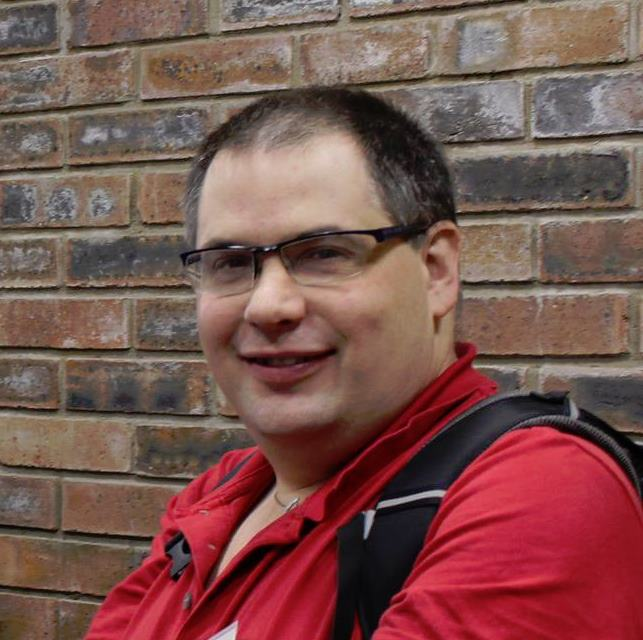 Colin Mackay, circa 2014